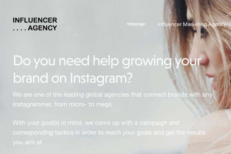 Influencer Agency