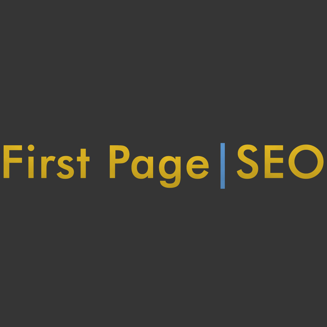 First Page SEO Logo