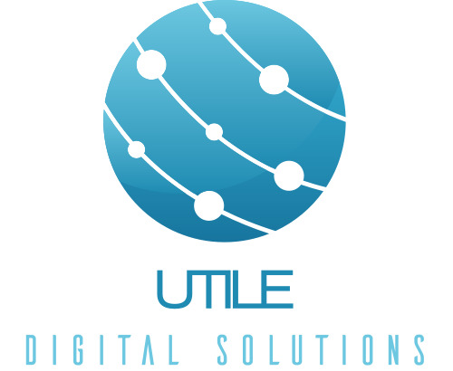 ÜTILE Outsourcing and Digital Solutions Logo