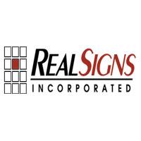 RealSigns Inc. logo