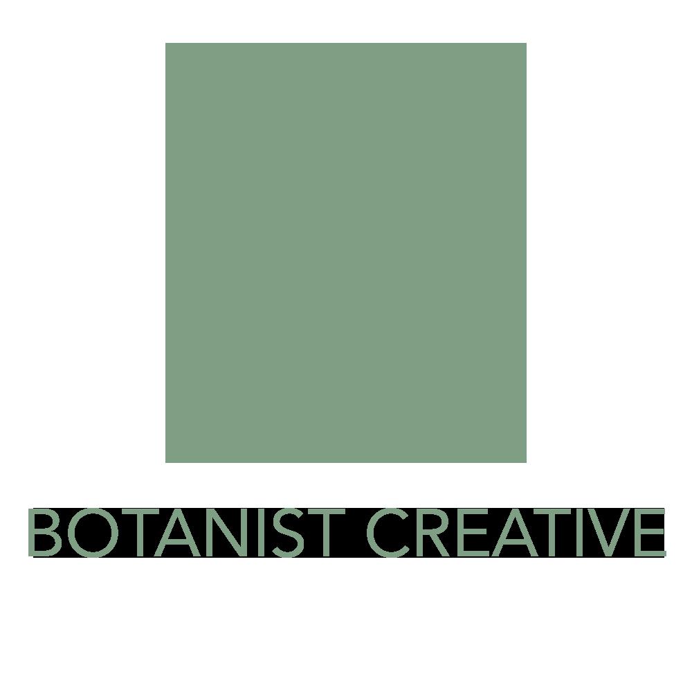Botanist Creative Logo