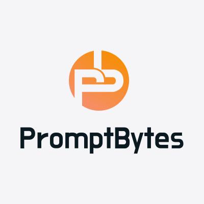 PromptBytes Logo
