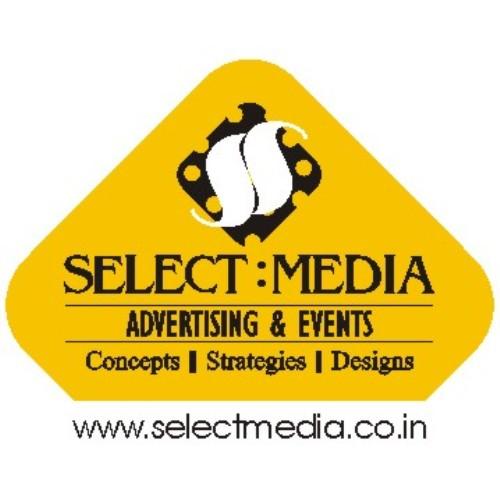 Select Media Advertising & Branding  Logo