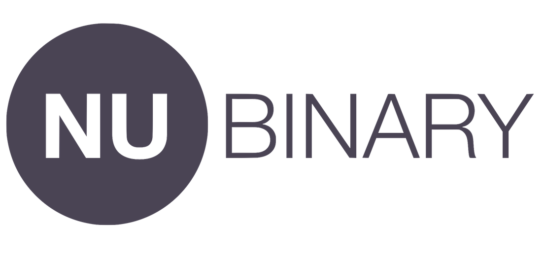 NuBinary Logo