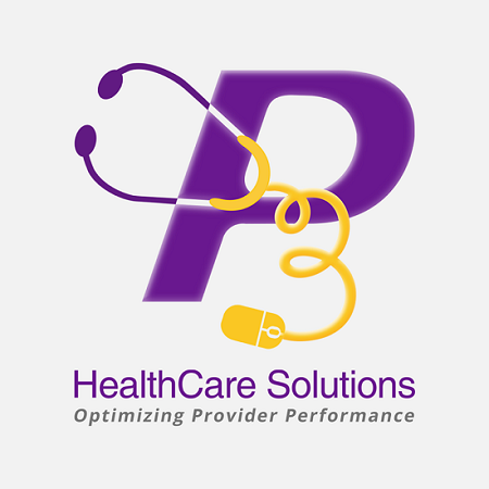 P3 Healthcare Solutions Logo