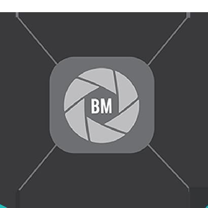 Bushell Media Inc Logo