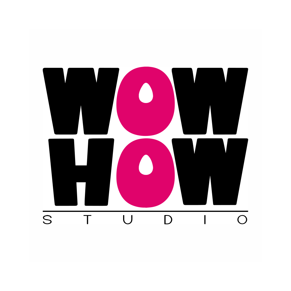 Wow-How Studio Logo