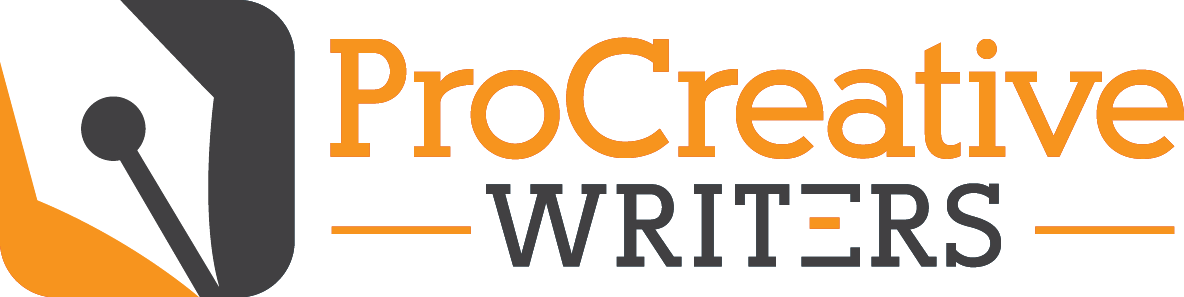 ProCreativeWriters Logo