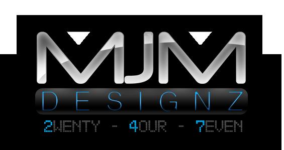 MJM Designz Logo