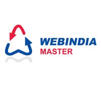 Webindia Master Logo
