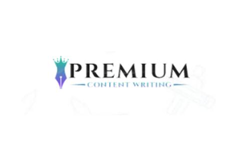 Premium Content Writing Logo