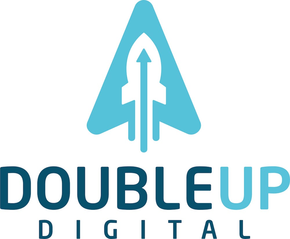 Double Up Digital Logo