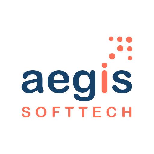 Aegis Soft Tech Logo