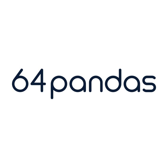 64pandas Logo