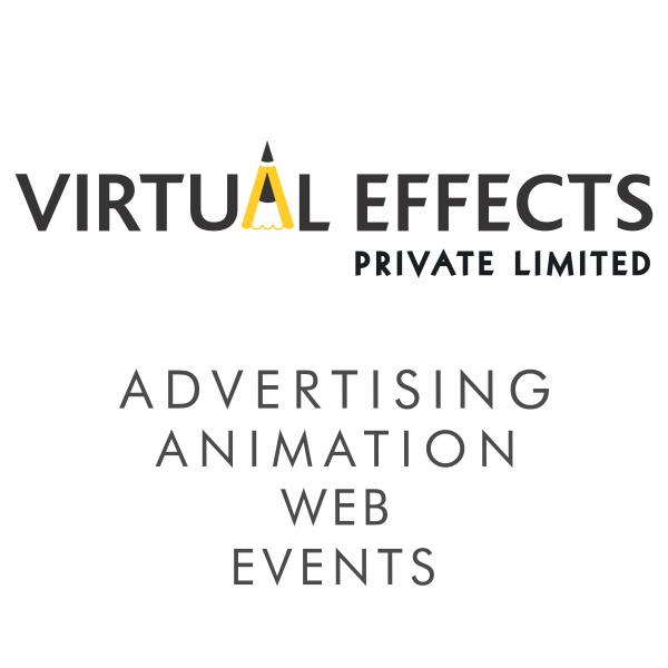 VIRTUAL EFFECTS PVT. LTD. Logo