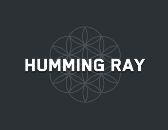 Humming Ray Logo