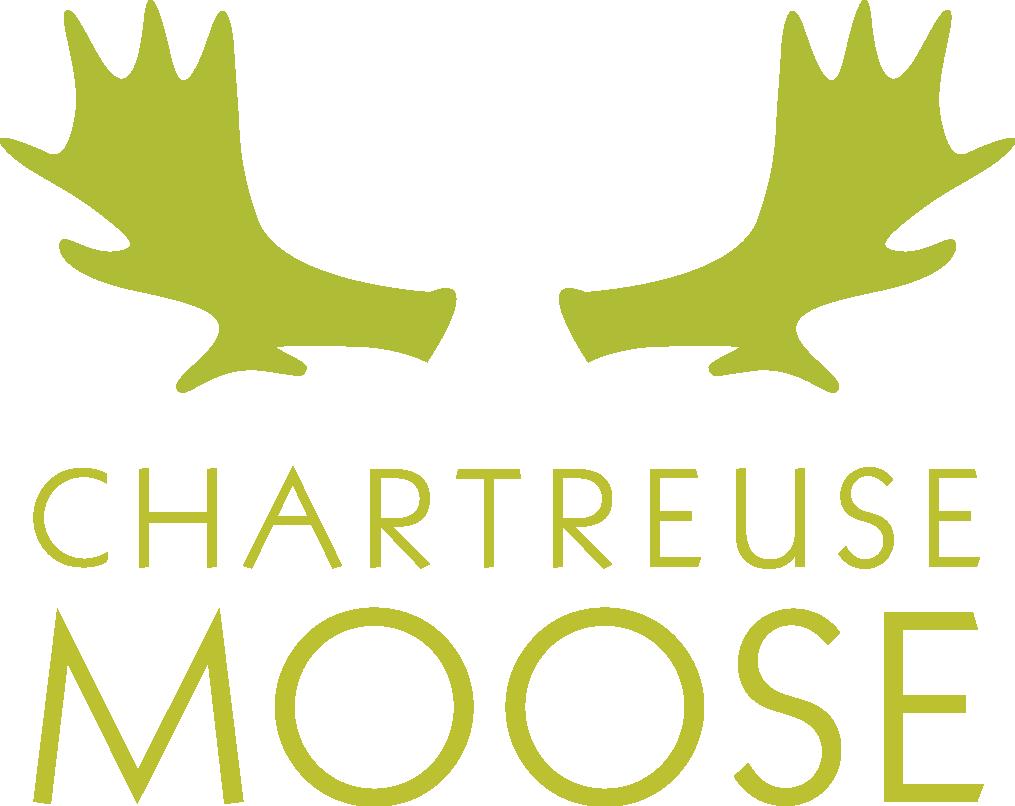 Chartreuse Moose logo