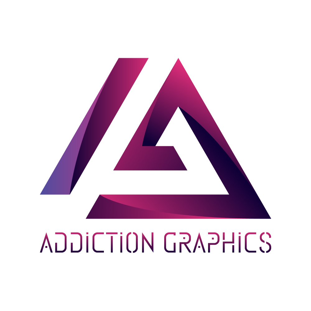 Addiction Graphics Logo