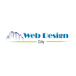 Web Design City Logo