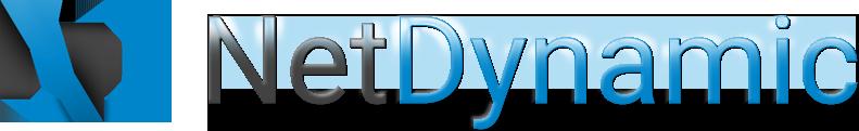 NetDynamic Web Development and Design Logo