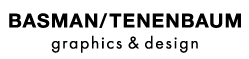 Basman Tenenbaum graphics and design Logo