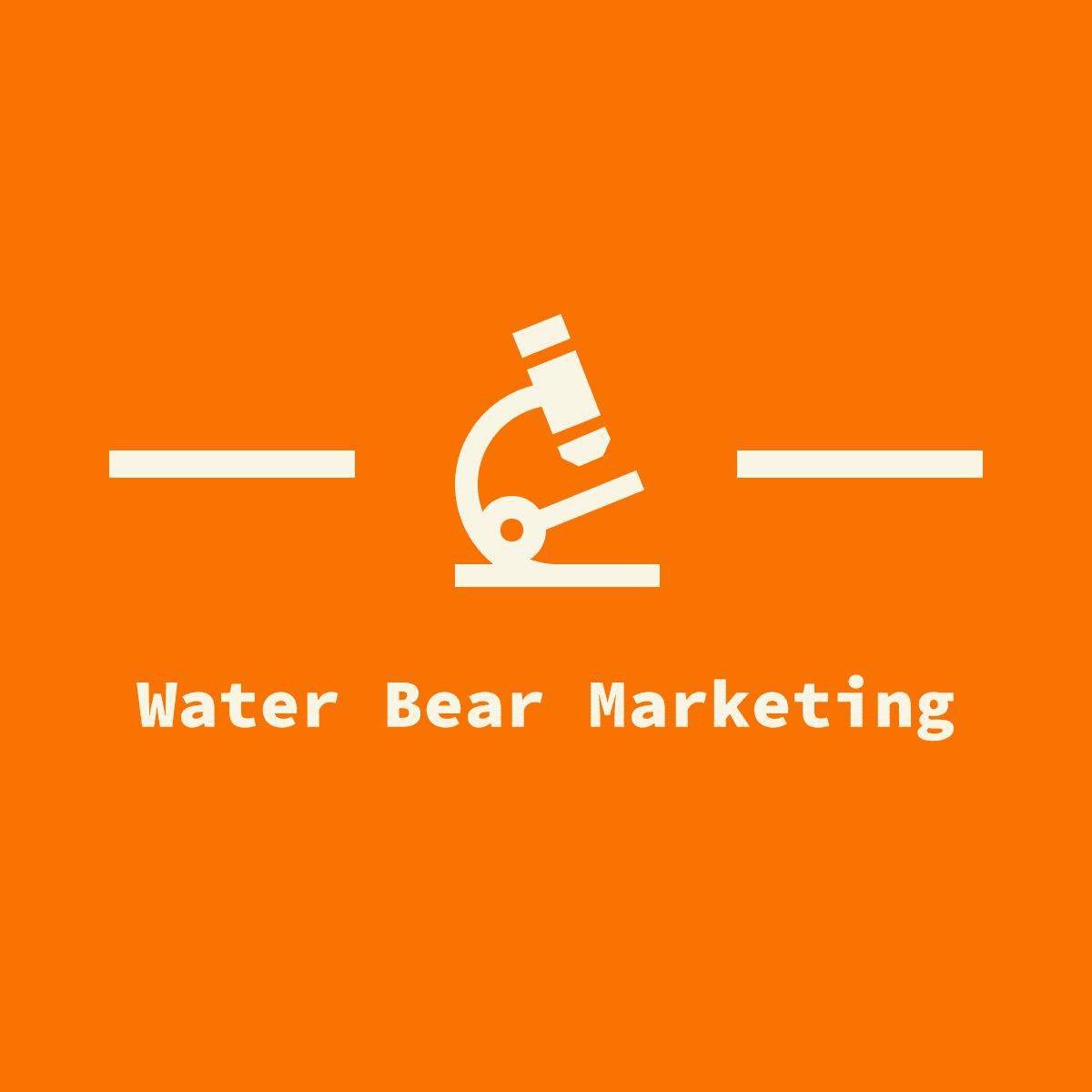Water Bear Marketing