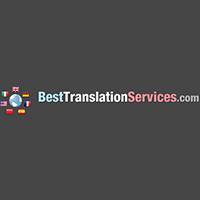 Best Translation Services Logo