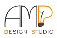 AMP Design Studio Logo