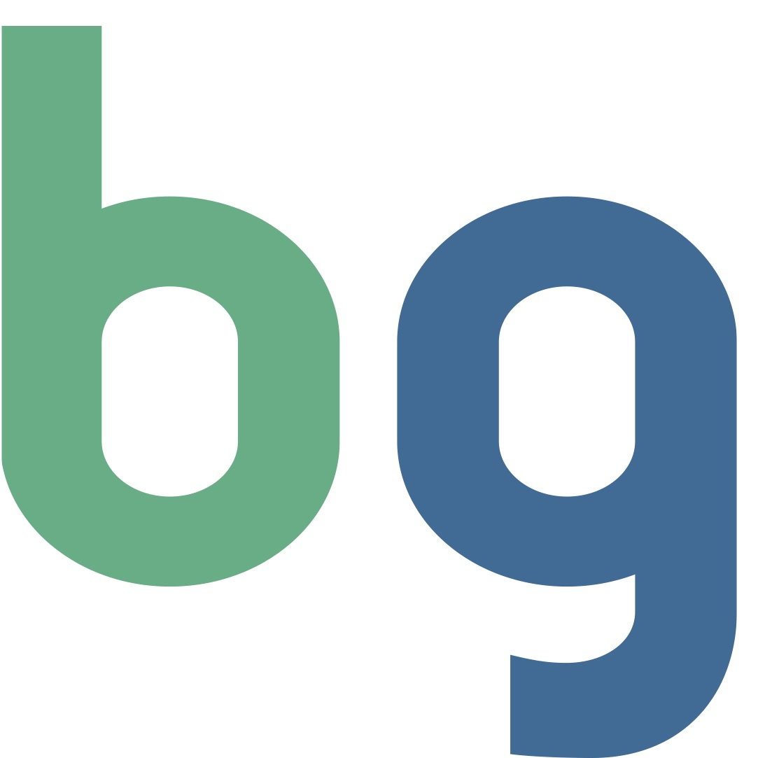 Blue Green Logo