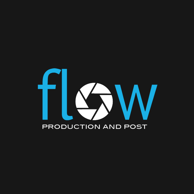 Flow Production and Post Logo
