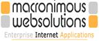 Macronimous Web Solutions Logo