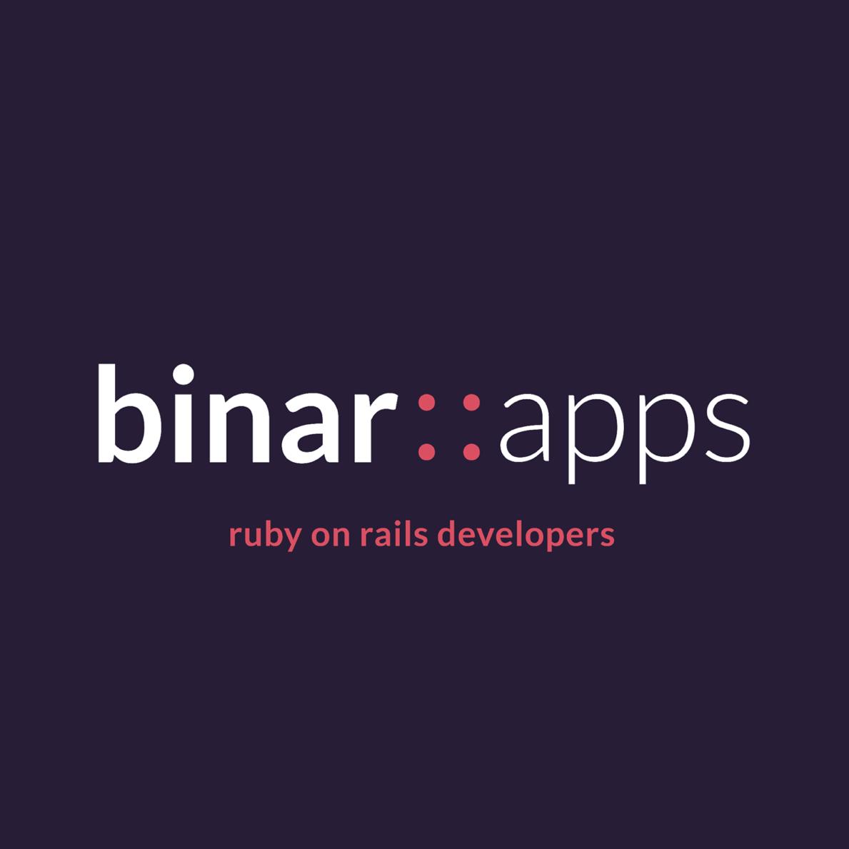 Binar::Apps