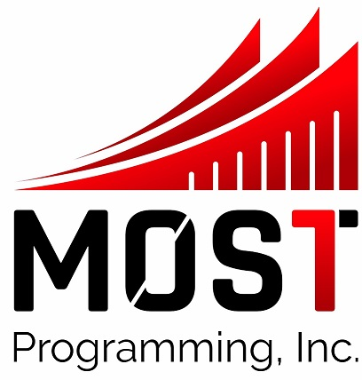 MOST Programming Logo