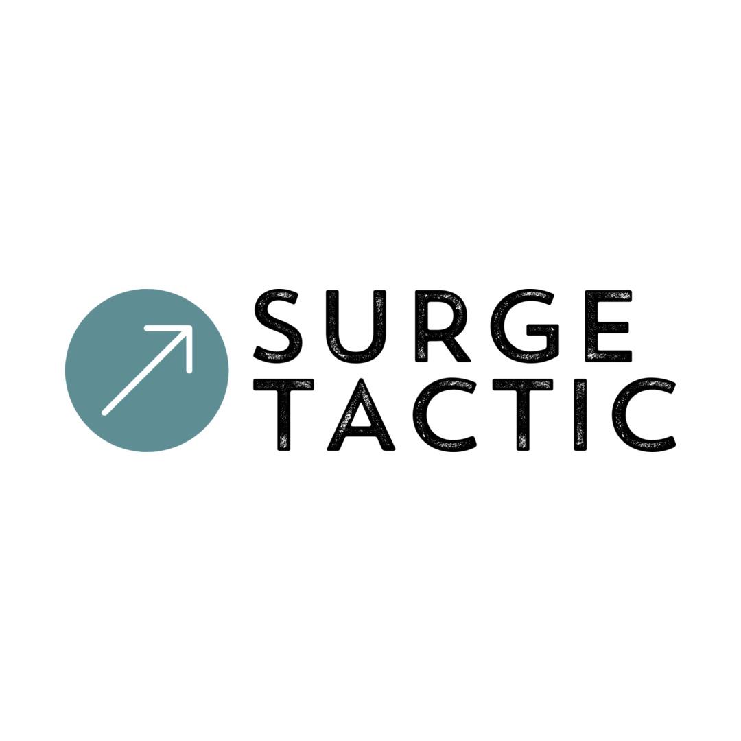 Surge Tactic Logo