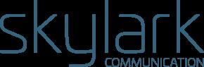 Skylark Communication Logo