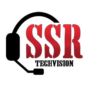 SSR TECHVISION logo