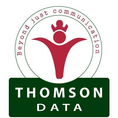 Thomson Data Logo