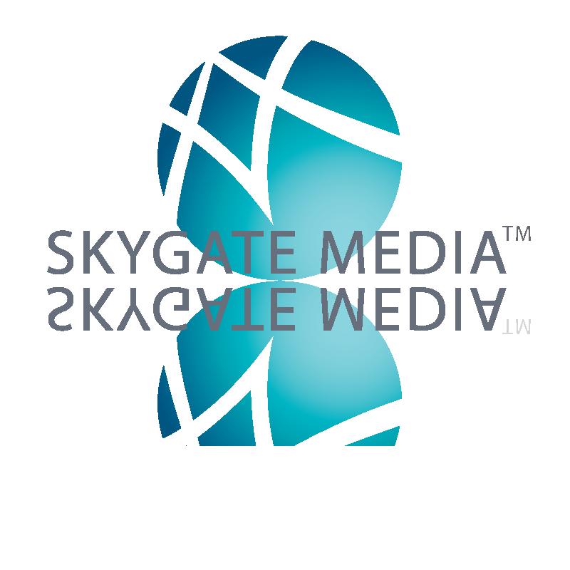 Skygate Media logo