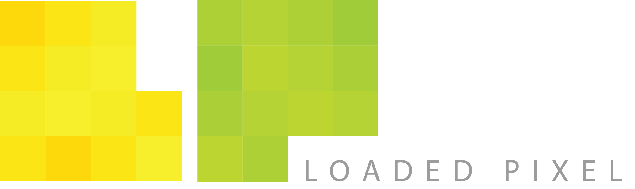 Loaded Pixel Logo