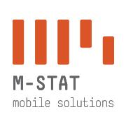 M-STAT Logo