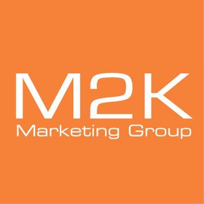 M2K Marketing Group Logo