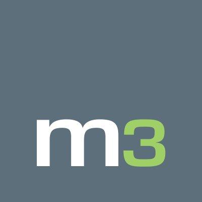 M3 Communications Logo