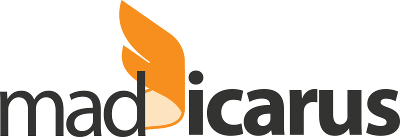 Mad Icarus Media, Inc. Logo