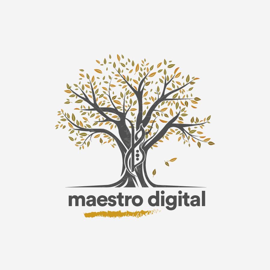 Maestro Digital Logo
