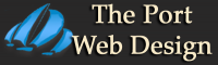 The Port Web Design Logo