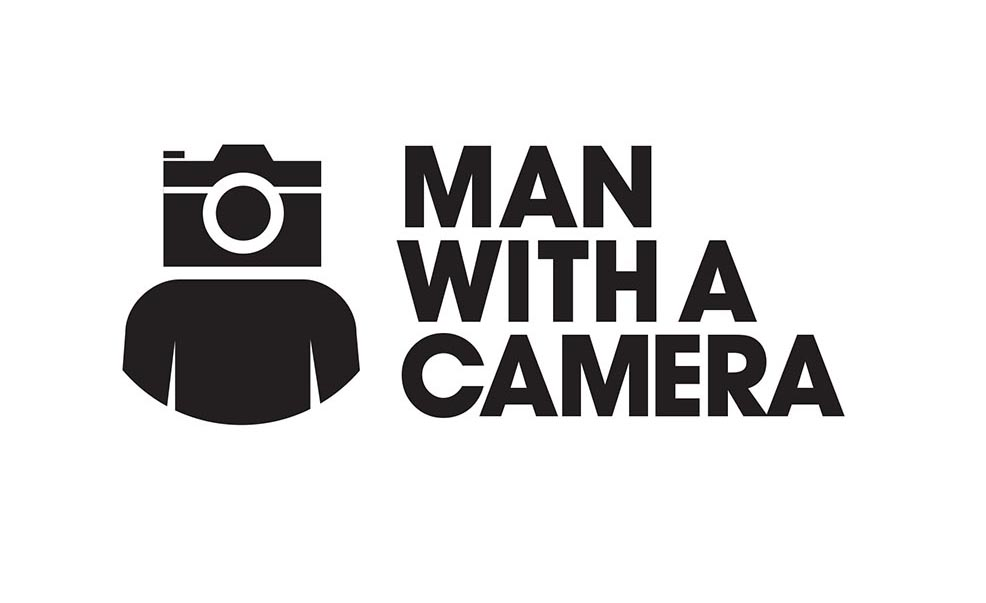 Man With A Camera Photography & Video Logo