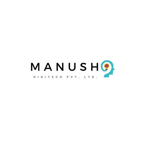 Manush Digitech Logo