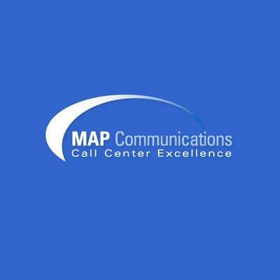 MAP Communications Logo