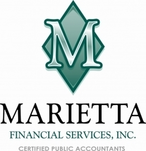 Marietta Financial Services Logo