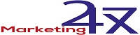 Marketing24x7 - Orlando SEO Logo
